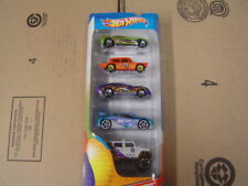2010 Hot Wheels 5 Car Gift Pack Easter Rides Target Exclusive