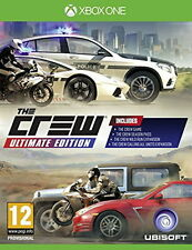 The Crew Ultimate Edition (Xbox One) [New Game]