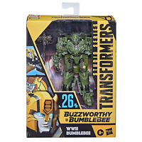 Transformers Studio Series ~ WWII BUMBLEBEE ACTION FIGURE #26 ~ Deluxe Class