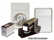 BCW - Display Slab with Foam Inserts-Combo, Large Dollar - White (25 pack)