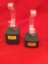 Cube With Collar Set Of Two Breitling Watch Mens Watch Display Stand