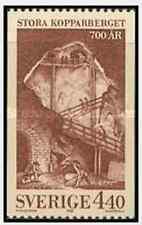 Timbre Mineurs Suède 1475 ** (54647)