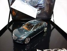 NOREV 360011 OPEL INSIGNIA - METALLIC PALE BLUE 1:43 - EXCELLENT IN BOX