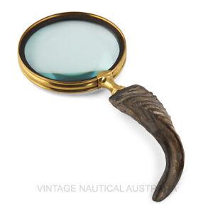 Magnifying Glass - Sheep Horn - Vintage World Australia