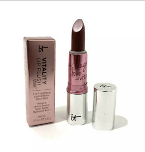 IT Cosmetics Vitality Lip Flush Stain PURE JOY Full Size 0.11 oz/3.4g NIB