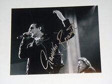 Michael Schenker Singer Graham Bonnet Signed 8X10 Photo COA free ship