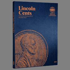 Whitman Lincoln Penny Folder 1941-1974