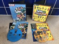 The Sims 2 Expansion Pets And Family Fun Stuff Sims 2 Bundle