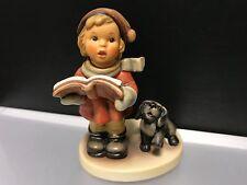 Hummel Figur 2134 Winterständchen 10,2 cm. 1 Wahl, Top Zustand