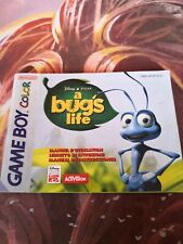 Notice A Bug's Life - Game Boy Color - EUU