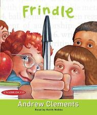 Frindle by Andrew Clements (2009, CD, Unabridged)