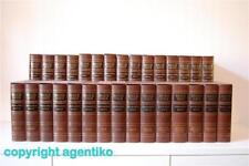 Brockhaus Encyclopédie 19.Auflage en 30 Volumes CUIR VÉRITABLE NP 11.940DM