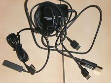 Datenkabel Headset / Kopfhörer Anschluß Ladekabel Original Samsung S 5230 u.a.
