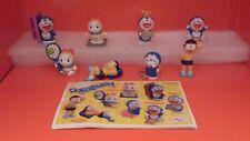 34 Kinder Surprise Série Complète I Doraemon Ale 3