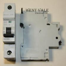 MEM Memera 2000 - ALB101 - 10a Type B Single Pole MCB Used