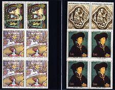 FRANCIA - Quadri di Francia - 1969 - Scultura – Filippo II° - Affresco - Circo