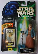 Aunt Beru Flashback 1998 Power of the Force POTF Star Wars