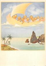 Ancienne carte artiste bohatta-Morpurgo vierge Müller verlag Nº 3729 col.