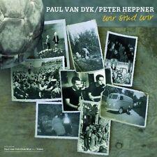Paul van Dyk Wir sind wir (2004, & Peter Heppner) [Maxi-CD]