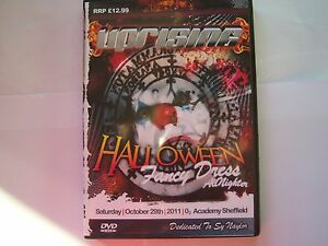 UPRISING - 29.10.11 - (HALLOWEEN) DVD