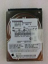 Macbook Pro 13 2010 A1278 Unibody Mid HDD Hard Disk Drive Toshiba 250 GB