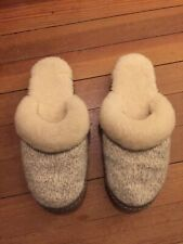LL Bean Moccasins Slippers Women Sz 8