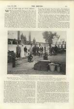 1900 Soup Kitchen Debeers Convict Station Beseeched Kimberly Blackwater Fishing
