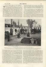 1900 estación de sopa de cocina DeBeers convicto imploró Kimberly Blackwater Pesca