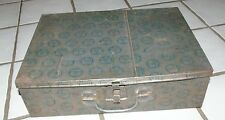 Vintage Canada Dry Ginger Ale bottle Cap Box Flat Unused tin sheet INDUSTRIAL