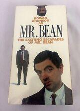 Mr. Bean Two VHS Set Rowan Atkinson Volume I and II Sealed British Comedy TV 90s