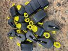 Weggie Clip Holder - Material Locking Tarp Clip System