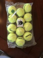 Gamma Beginner Child/Adult Training (Transition) Practice Tennis Balls Green Dot