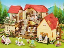 Chicas Modelo Playhouse para Niños Wendy Casa Muebles Cosy Cottage Casa de conjunto Kids