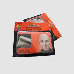 Reusable Latex Skinhead Bald Cap Wig Adult Unisex Halloween Supplies Party Props