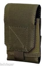 Funda universal de cinturon cierre adhesivo para moviles de hasta 5.5 pulgadas