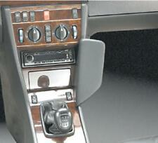 Haweko Telefon Konsole für Mercedes-Benz W124, Bj. 1986 - 1995 Echtleder