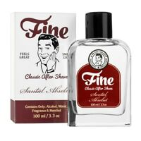 Fine Classic After Shave Santal Absolut 100ml 3.3oz
