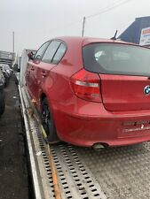 BMW 1 Series Rear Tailgate In Red  *Breaking Lci 120d 2005 2011*