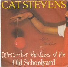 "CAT STEVENS REMEMBER THE DAYS OF THE RARE 1977 RECORD YUGOSLAVIA 7"" PS"