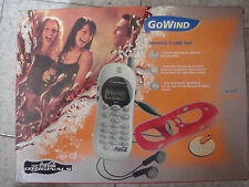 Cellulare Motorola V.2288 Coca Cola Go Wind cover
