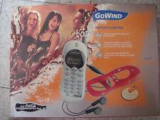 Cellulare Motorola V.2288 Coca Cola Go Wind cover