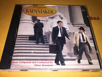 THE RAINMAKER soundtrack CD elmer BERNSTEIN coppola john grisham matt damon ost
