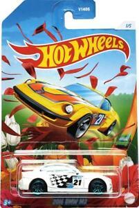 2021 Hot Wheels Exclusive Spring Set #1 - 2016 BMW M2 (White) GRP78