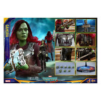 Hot Toys Guardians Galaxy 2 Movie Masterpiece Gamora Figure NEW