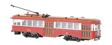 N Gauge - Tram Chicago Surface Lines with DCC - 84652 NEU
