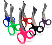 "6 Pcs Nurse Medical Scissors EMT 7.5"" Utility Bandage Shears Paramedic Emergency"