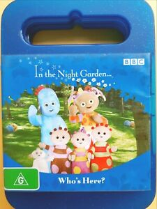 In the Night Garden - Who's Here? [Region 4 DVD] FREE Next Day Post