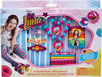 Fantastico set Accessori - Disney SOY LUNA - 18 pezzi