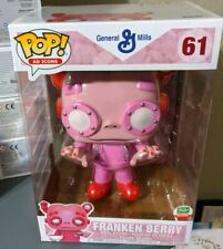 "POP Ad Icons Franken Berry 10"" Funko POP New Cyber Monday Limited Exclusive"