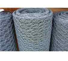Galvanized Poultry Net - Metal Mesh Fencing / Chicken Wire 1